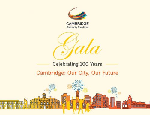 Cambridge Community Foundation celebrates 100 years