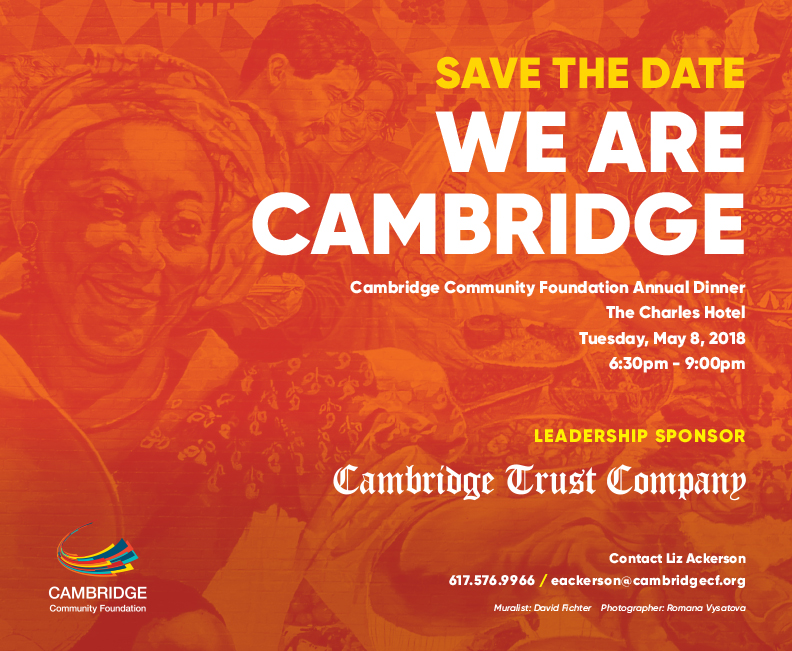 How Cambridge and Massachusetts Can Help