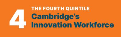 THE FOURTH QUINTILE Cambridge's Innovation Workforce